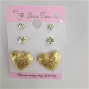 Europe and America earrings