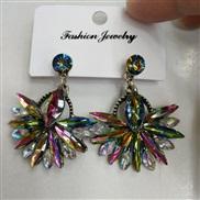 occidental style earring