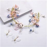 flowers belt  butterf...