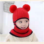 (     red)child hat A...