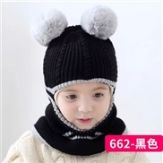 (     black)child hat...
