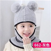 (     gray)child hat ...