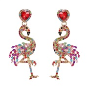 ( Color)UR personality Modeling occidental style wind earring Earring