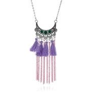 (purple) retro neckla...