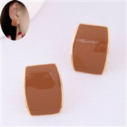 Korean style fashion  sweetOL concise temperament personality ear stud