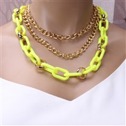 ( yellow  necklace=)o...