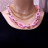 ( Pink  necklace=)occ...
