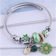 occidental style fashion  Metal all-PurposeDL concise all-Purpose daisy flower more elements accessories personality