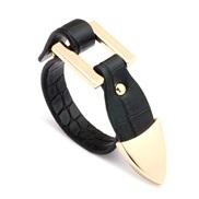 ( black) lady bracele...
