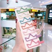 lovely frosting hair clip Korea geometry Word woman samll head