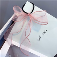 ( Pink) thin bow belt...