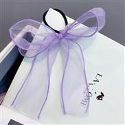 (purple) thin bow bel...