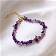 (purple Bracelet)Irre...
