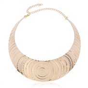( Gold)Metal Collar  ...