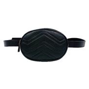 ( black)Oval bag woma...