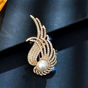 angel wings brooch br...