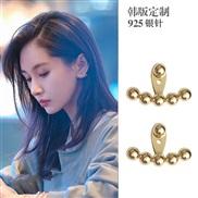 same style earrings M...