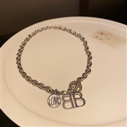 ( necklace Silver)Kor...