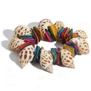 Shells handmade weave...