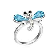 Austrian Crystal Ring...