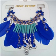 occidental style necklace