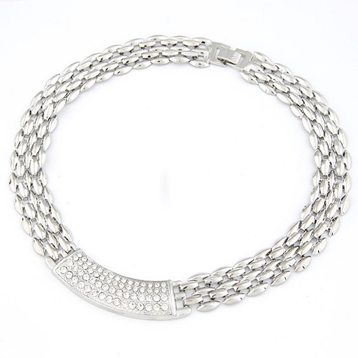 Wholesale Jewelry Fashion Boutique Silver Korean fashion chic