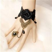 palace black flowers ...