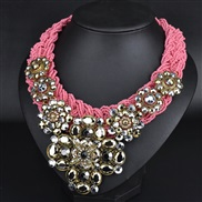 occidental style wealthy necklace
