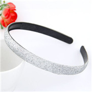 Korean fashion hot shiny frosted candy-colored beads hoop headband hair accessories